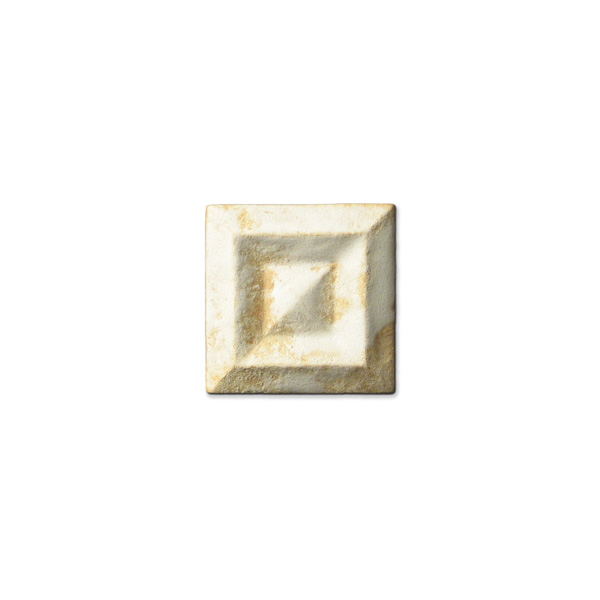 Shadow Square Corner 2x2 inch Primal White