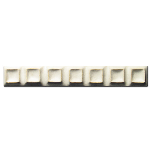 Syncopation 1x6 inch Ancient White