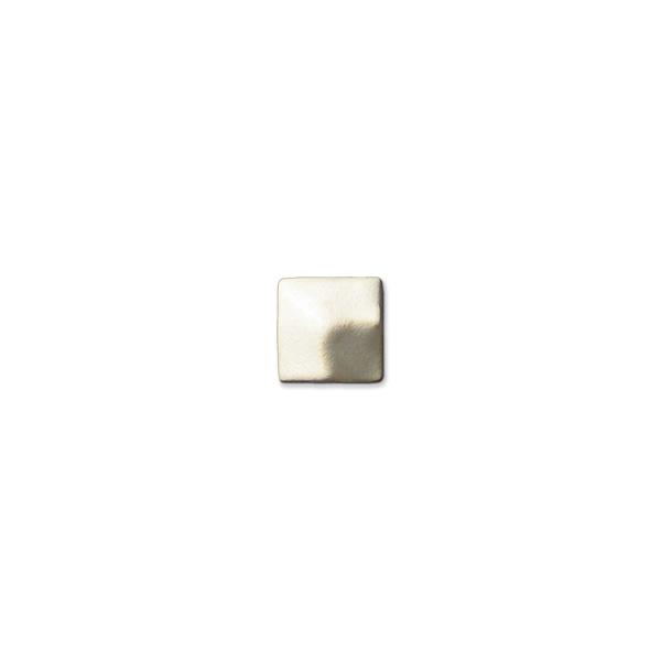 Wavy Liner Corner 1x1 inch Ancient White