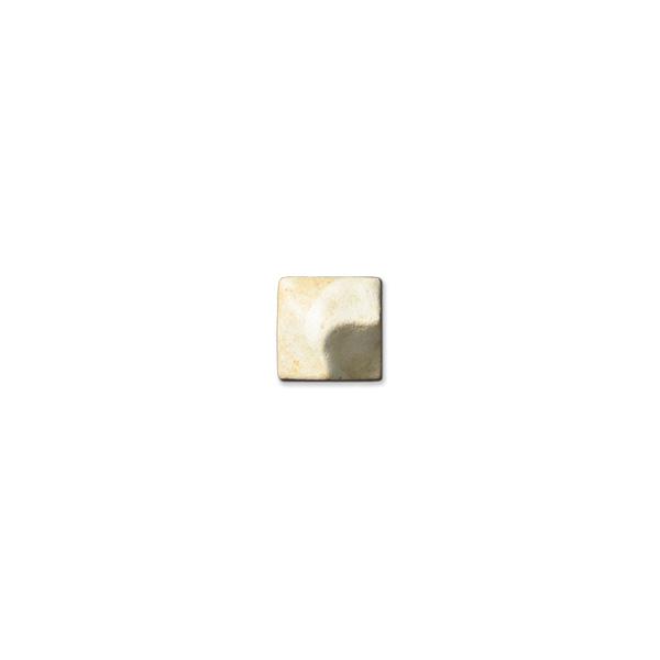 Wavy Liner Corner 1x1 inch Primal White