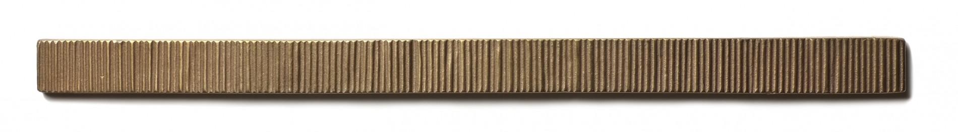 "Beach Grass Liner 0.75x12"" accent liner  Traditional Bronze"