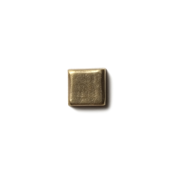 """Mantra 0.63x0.63"""" accent tile  Traditional Bronze"""