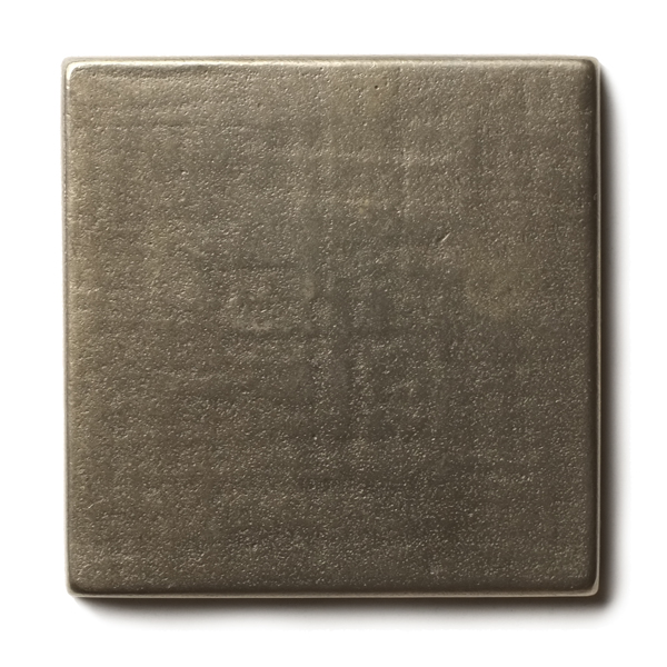 "Mantra 2.5x2.5"" accent tile  White Bronze"
